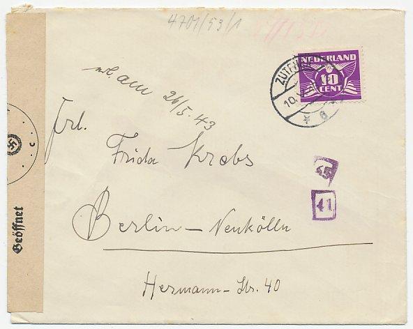 De Duif Zutphen.Militair Diversen 1940 1945 Wo Ii