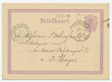 Naamstempel Didam 1876